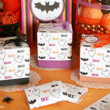 Kit imprimible para Halloween
