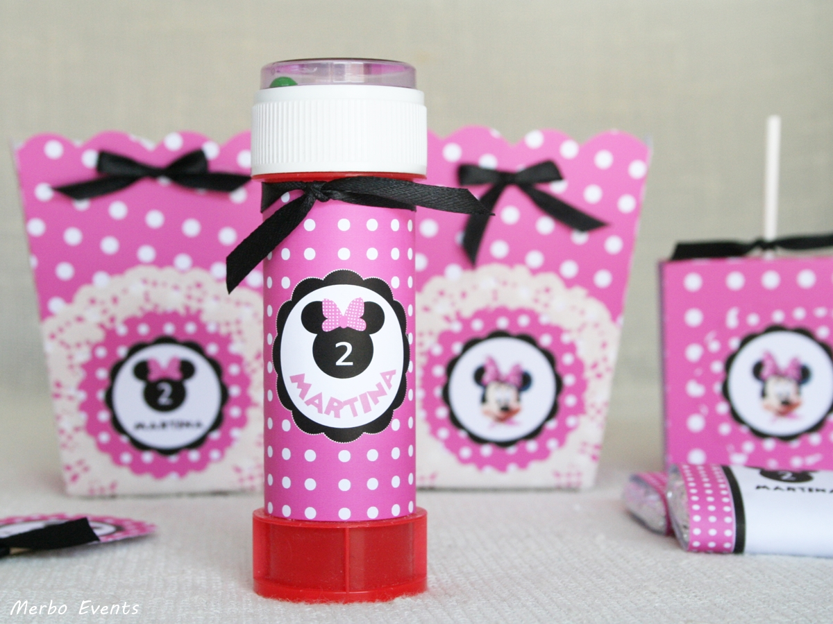 Decoracion Minnie Fucsia ~ Cumplea?os minnie imprimible minnie mouse